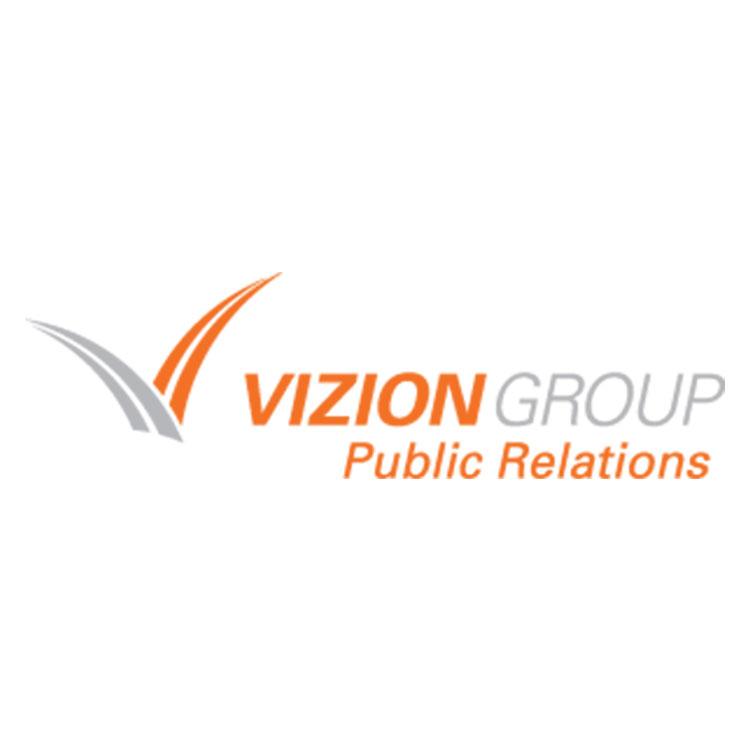 Vizion PR Logo