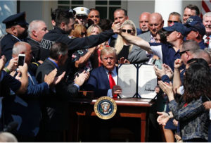 President Trump Signs $10.2B 9/11 Victim Compensation Fund Into Law