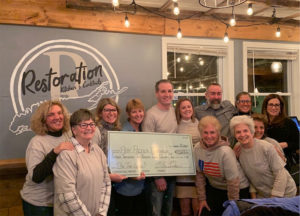 Restoration Kitchen Has Given Away Over $120k To L.I. Charities