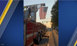 First Responders Attend Durham Breakfast
